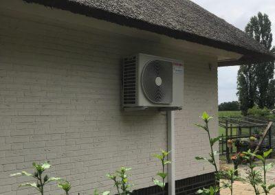 airconditioning buitendeel